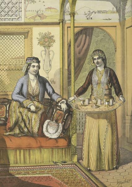 The Oriental Album - Armenian Ladies (at home) (1862)