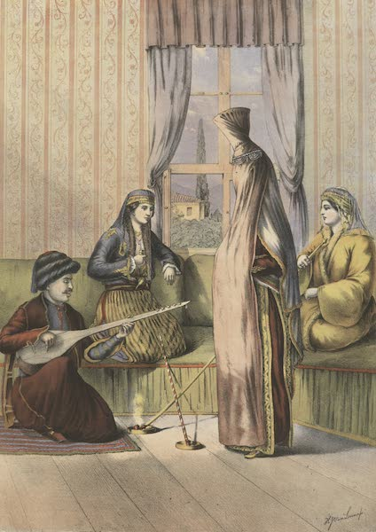 The Oriental Album - Armenian Bride (1862)