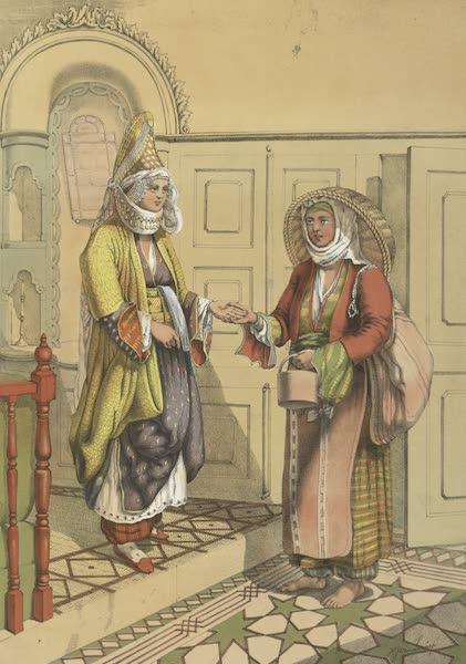 The Oriental Album - Gypsy Fortune Telling (1862)
