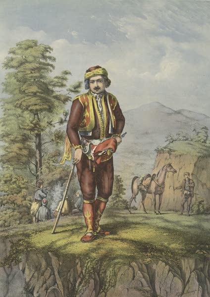 The Oriental Album - Bandit Chief (1862)