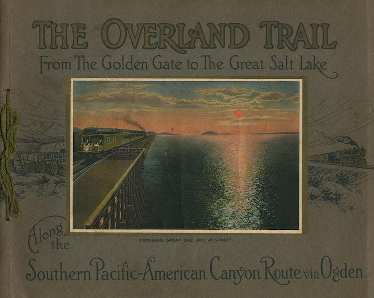 The Overland Trail - Front Cover (1920)