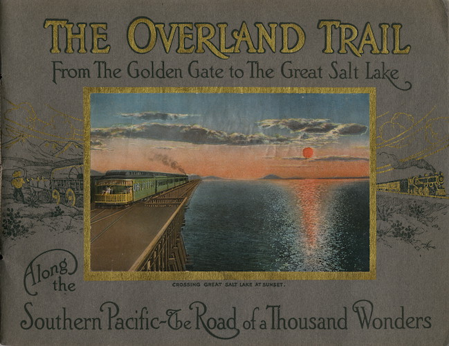 American Southwest - The Overland Trail