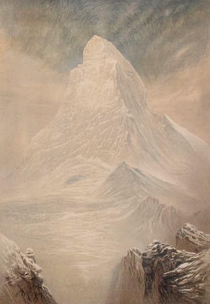 The Peaks & Valleys of the Alps - The Matterhorn (1868)