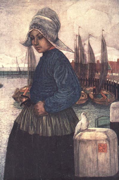 The People of Holland - The Dove (1910)