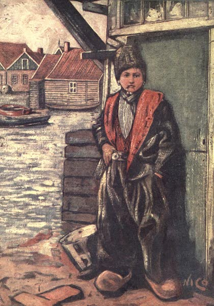 The People of Holland - A Fisher-Boy (1910)