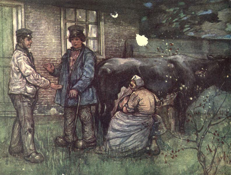 The People of Holland - The Sale of a Cow (1910)