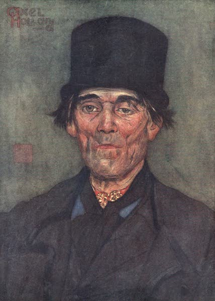 The People of Holland - An Old Man of Axel (1910)