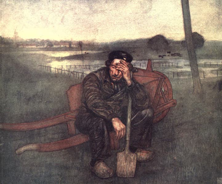 The People of Holland - Tired Out (1910)