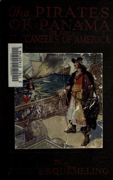 The Pirates of Panama - Front Cover (1914)