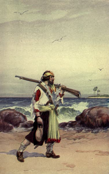 The Pirates of Panama - Portuges made the best of his way to Del Golpho Triste (1914)