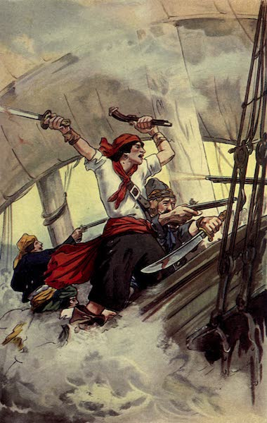 The Pirates of Panama - They boarded the ship with great agility (1914)