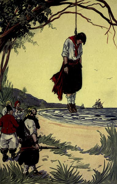 The Pirates of Panama - They hanged him on a tree (1914)