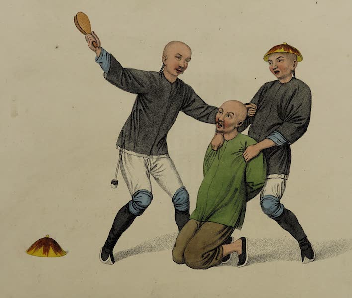 Punishing a Boatman