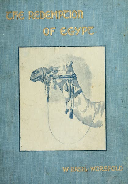 The Redemption of Egypt - Front Cover (1899)