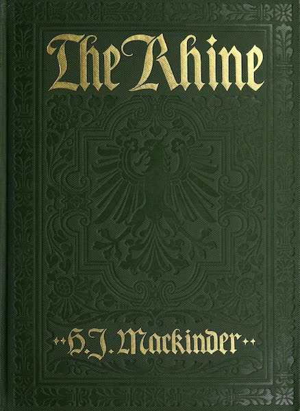The Rhine - Front Cover (1908)