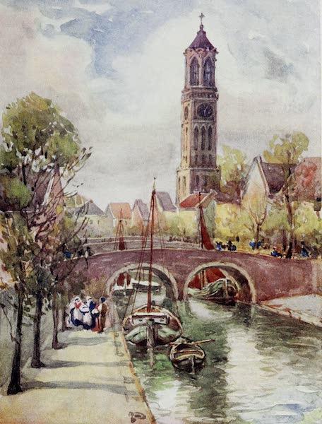 The Rhine - Utrecht (1908)