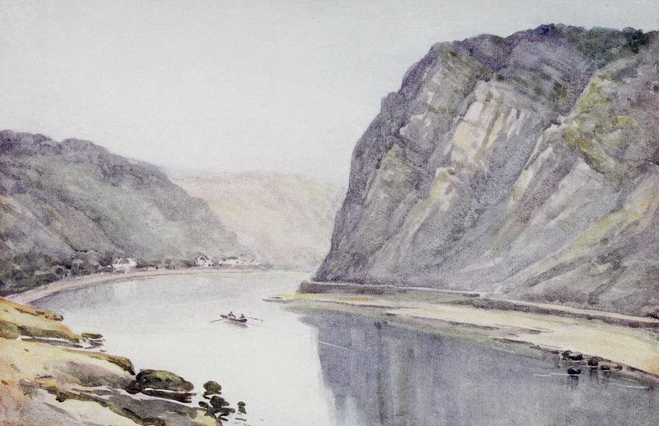 The Rhine - The Lorelei (1908)