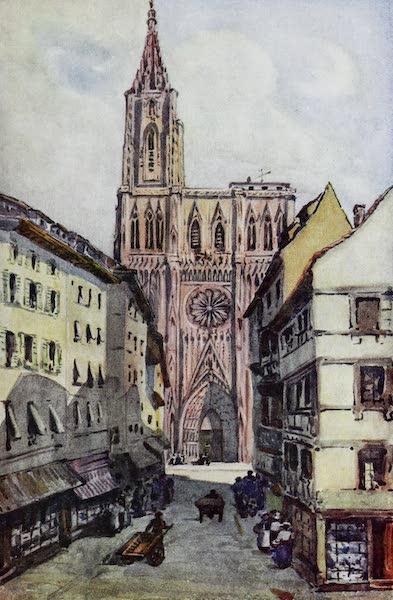The Rhine - Strassburg (1908)