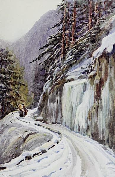 The Rhine - On the Splugen Pass (1908)