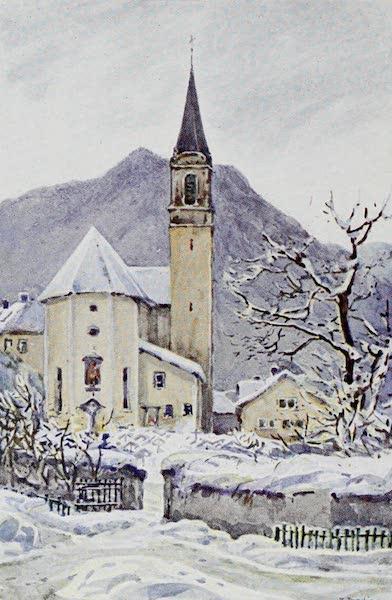 The Rhine - Ragatz: The Old Church (1908)