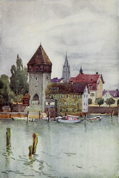 The Rhine - The Rheinturm, Konstanz (Constance) (1908)