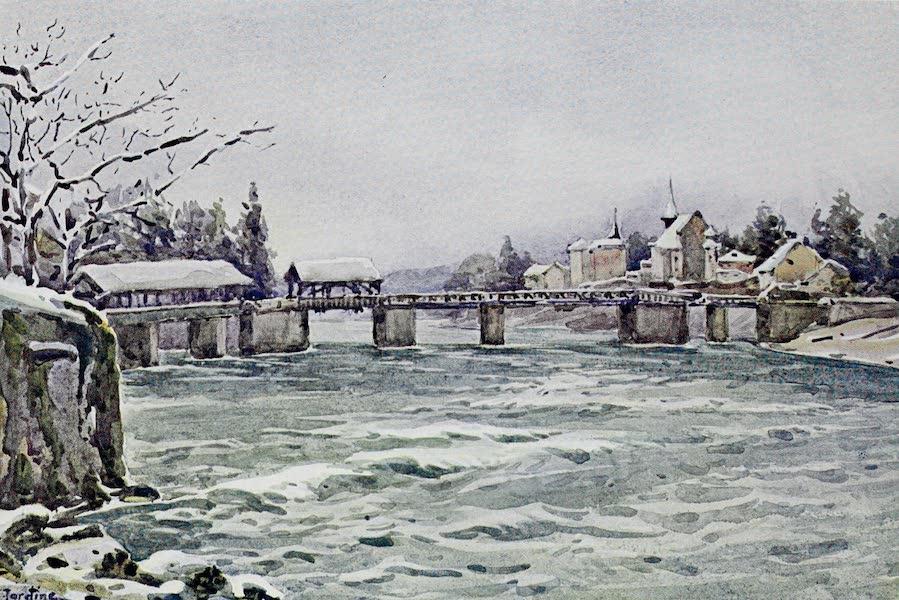 The Rhine - Rheinfelden (1908)