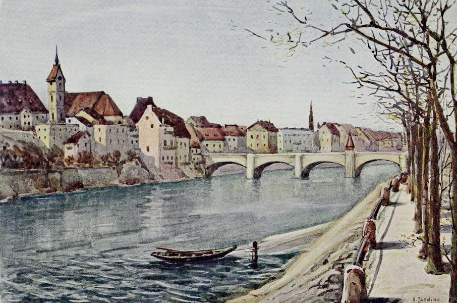 The Rhine - The Rhine at Basel (Bale) (1908)