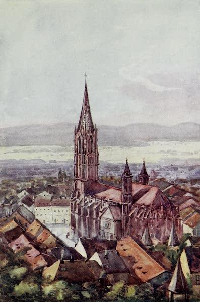 The Rhine - Freiburg-in-Breisgau (1908)