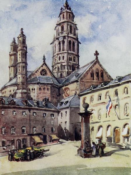 The Rhine - The Cathedral, Mainz (Mayence) (1908)