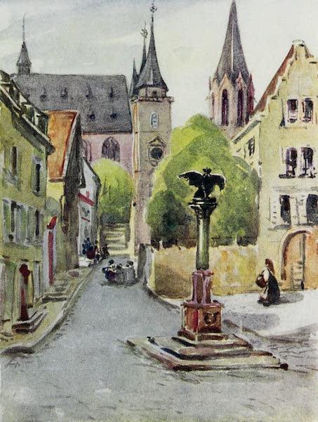 The Rhine - Oppenheim (1908)
