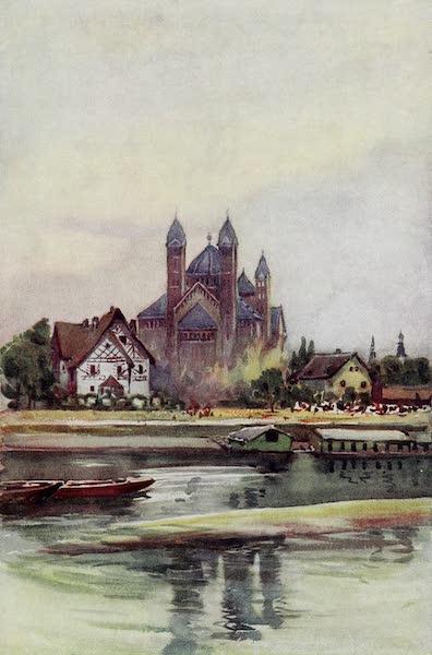 The Rhine - Speyer (Spires) (1908)