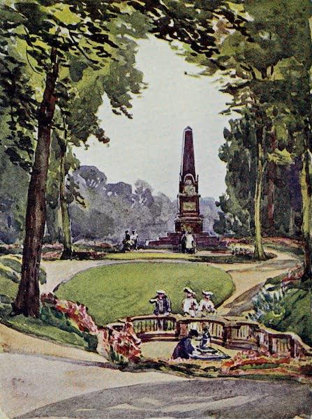 The Rhine - Homnburg: In the Park (1908)