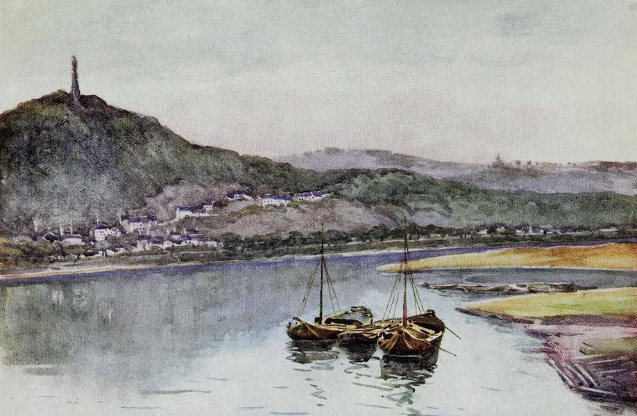 The Rhine - The Moselle at Trier (Treves) (1908)