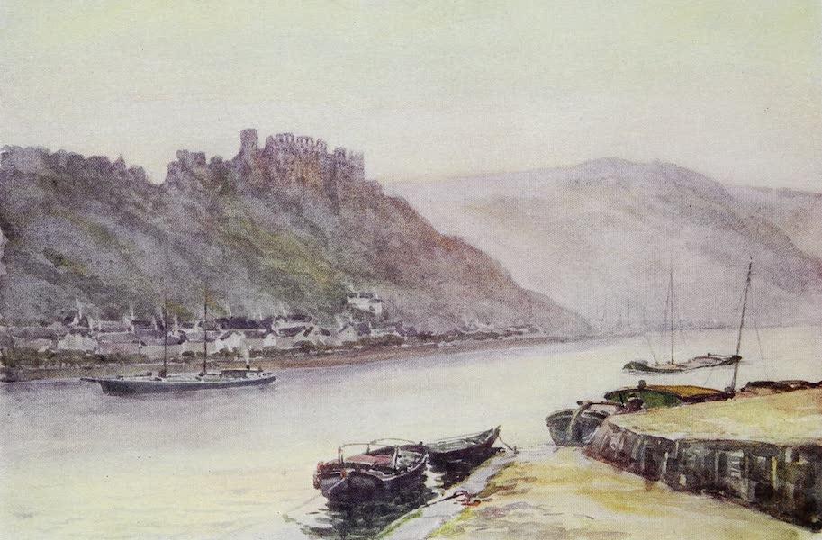 The Rhine - Rheinfels and St. Goar (1908)