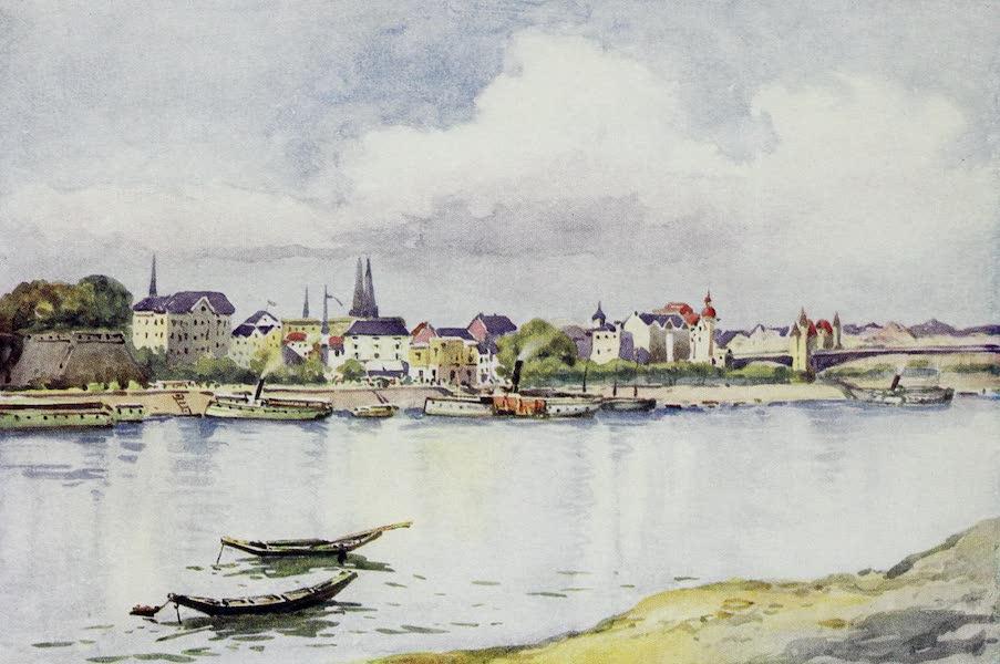 The Rhine - Bonn (1908)