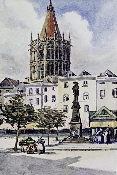 The Rhine - Koln (Cologne) (1908)