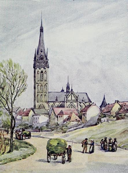 The Rhine - Wesel (1908)