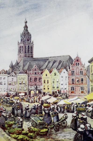 The Rhine - Nymwegen (The Market Place) (1908)