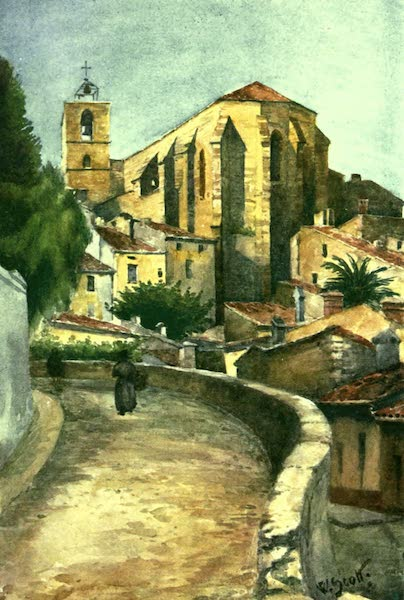 Old Church, Hyeres