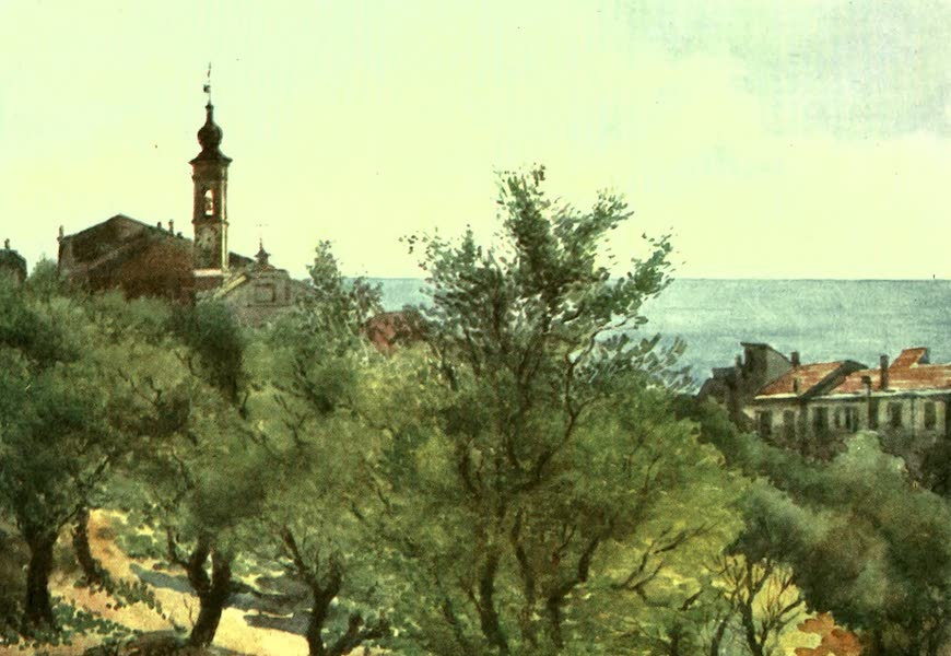 The Riviera Painted & Described - Ospedaletti (1907)