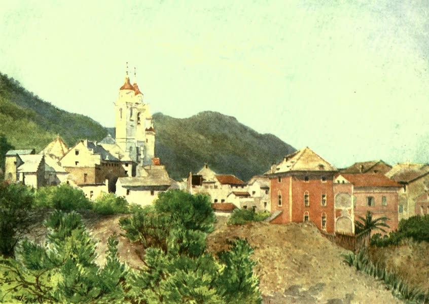 The Riviera Painted & Described - Laigueglia, near Alassio (1907)