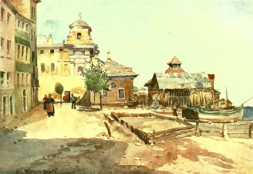 The Riviera Painted & Described - Finalmarina (1907)