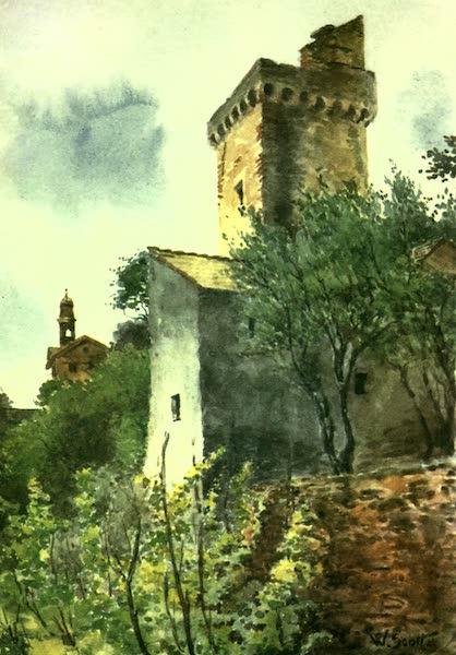 Tower at Bergeggi