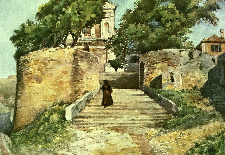 The Riviera Painted & Described - Chiesa dell'Oregina, Genoa (1907)