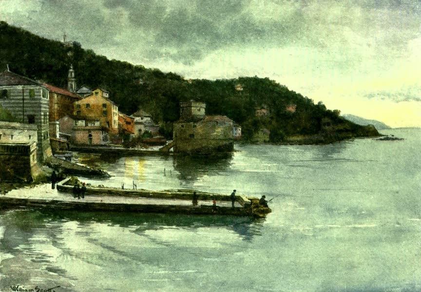The Riviera Painted & Described - Rapallo (1907)
