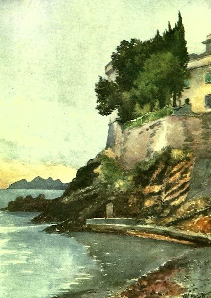 The Riviera Painted & Described - Zoagli (1907)