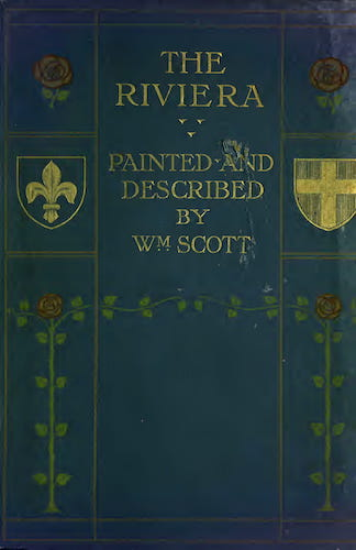 Chromolithography - The Riviera Painted & Described