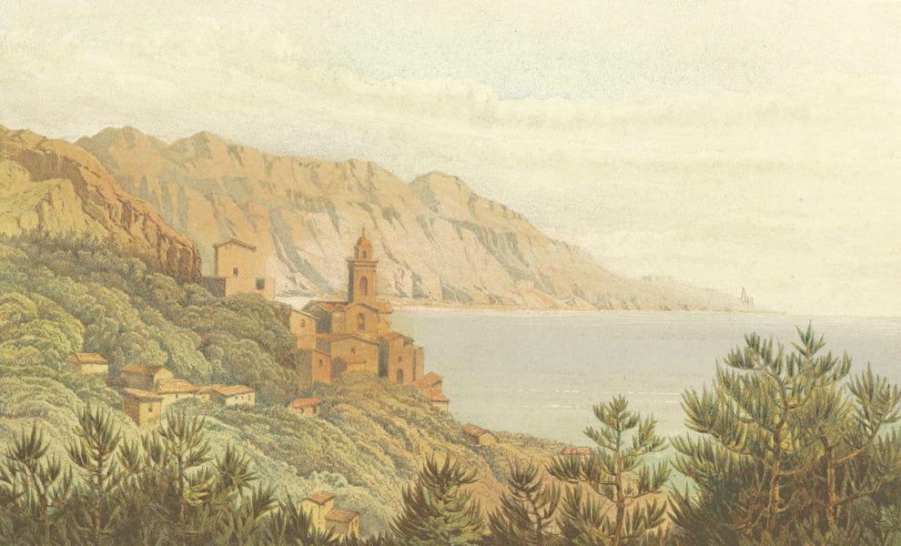 The Riviera: Pen and Pencil Sketches from Cannes to Genoa - La Murtola (1870)