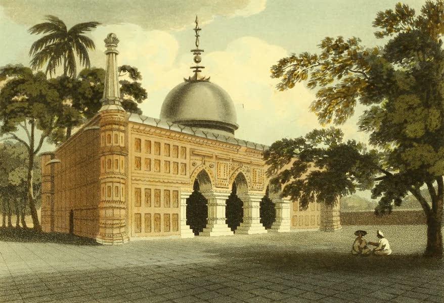 The Ruins of Gour - Kadam Rasu'l (1817)