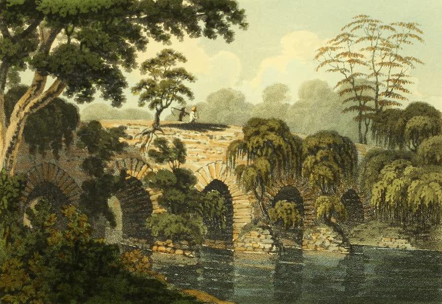 The Ruins of Gour - Ruins of a Bridge (1817)
